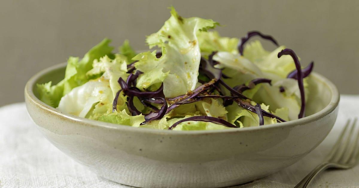 Honig Senf Sauce Salat : salat an honig senf sauce migusto ~ Watch28wear.com Haus und Dekorationen