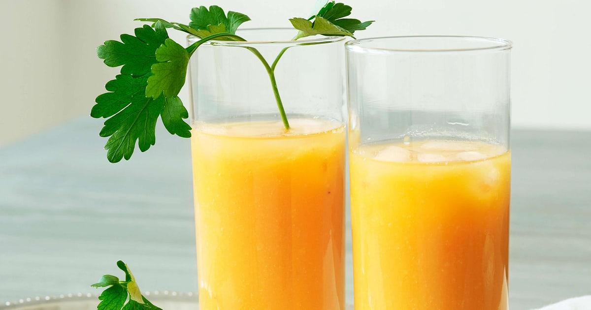 Smoothie aux carottes et à la mangue | Migusto